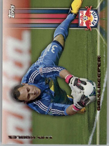 2013 Topps MLS #134 Luis Robles NM-MT+ cd