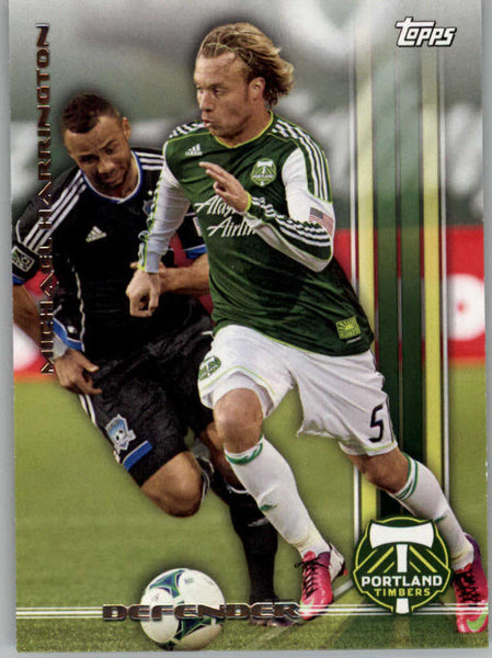 2013 Topps MLS #187 Michael Harrington NM-MT+ cd