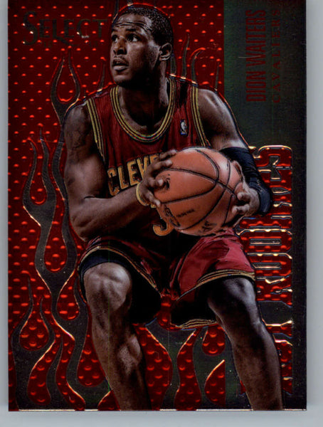 2012-13 Panini Select Hot Rookies #2 Dion Waiters NM-MT+ a RC Rookie