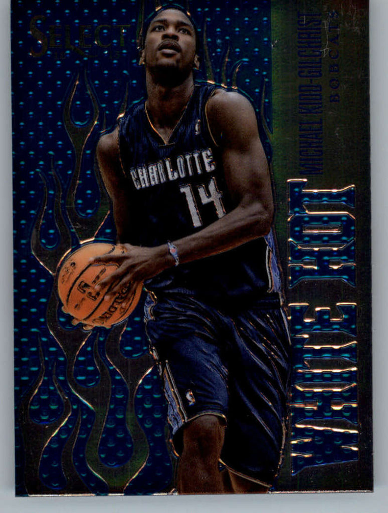 2012-13 Panini Select White Hot Rookies #4 Michael Kidd-Gilchrist NM-MT+ a RC Rookie