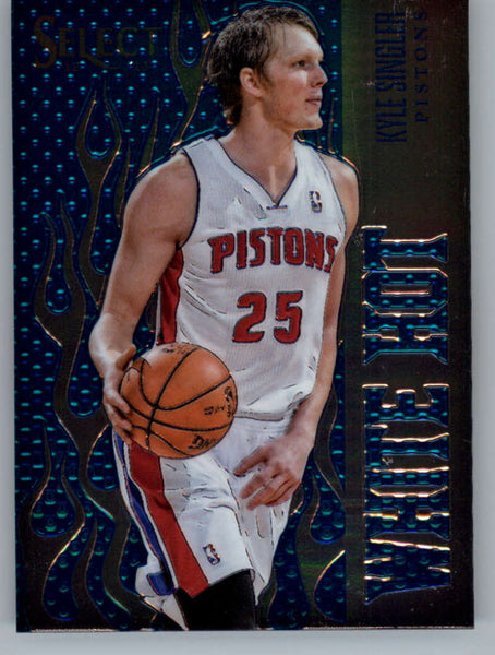 2012-13 Panini Select White Hot Rookies #13 Kyle Singler NM-MT+ a RC Rookie