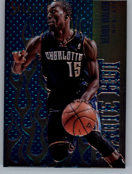 2012-13 Panini Select White Hot Rookies #32 Kemba Walker NM-MT+ a RC Rookie