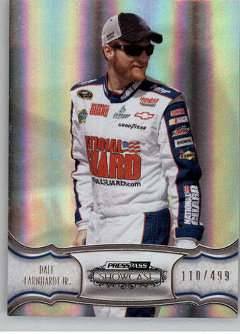 2011 Press Pass Showcase #1 Dale Earnhardt Jr. NM-MT+ ch