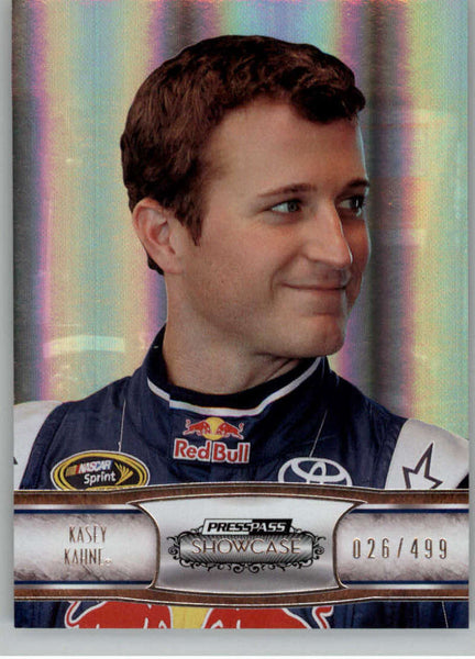 2011 Press Pass Showcase #41 Kasey Kahne EE NM-MT+ ch