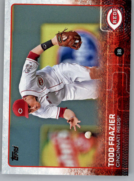 2015 Topps #42 Todd Frazier NM-MT+ CE