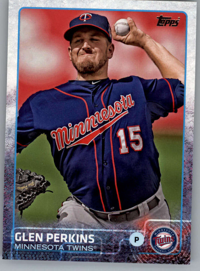 2015 Topps #197 Glen Perkins NM-MT+ CE