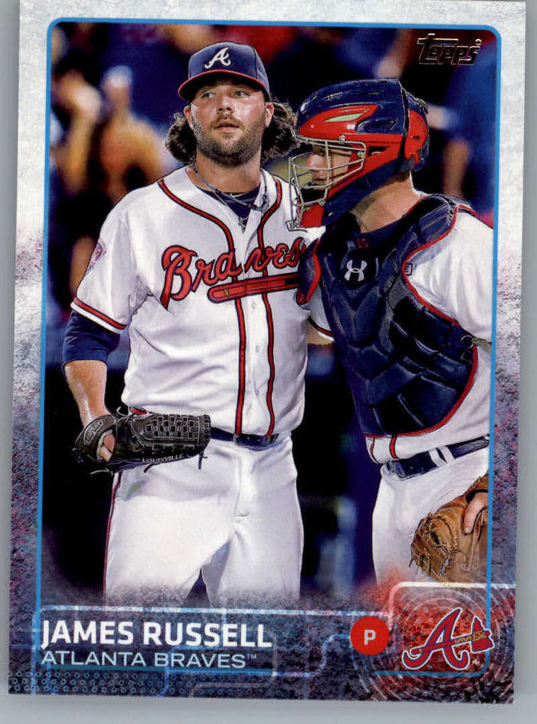 2015 Topps #255 James Russell NM-MT+ CE