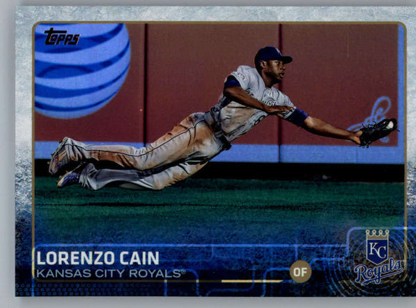 2015 Topps Rainbow Foil #516 Lorenzo Cain NM-MT+ CE