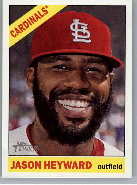 2015 Topps Heritage #201 Jason Heyward NM-MT+ CE