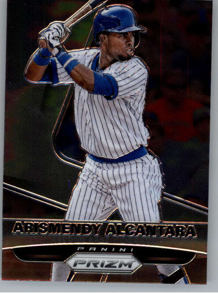 2015 Panini Prizm #28 Arismendy Alcantara NM-MT+ CE