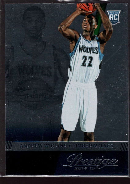 2014-15 Panini Prestige Rookies Plus #161 Andrew Wiggins NM-MT+ RC Rookie