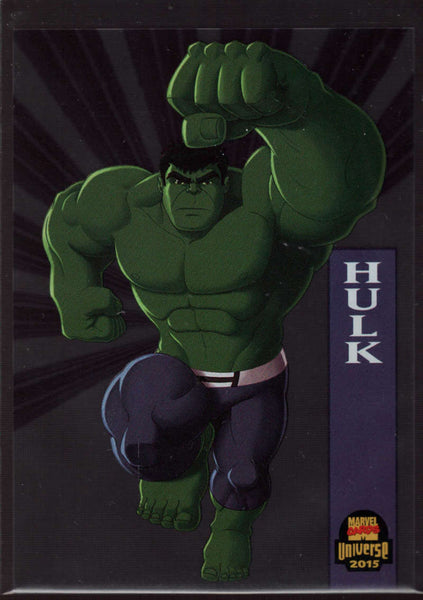 2015 Fleer Retro Marvel 1994 Fleer Suspended Animation #12 Hulk Mint