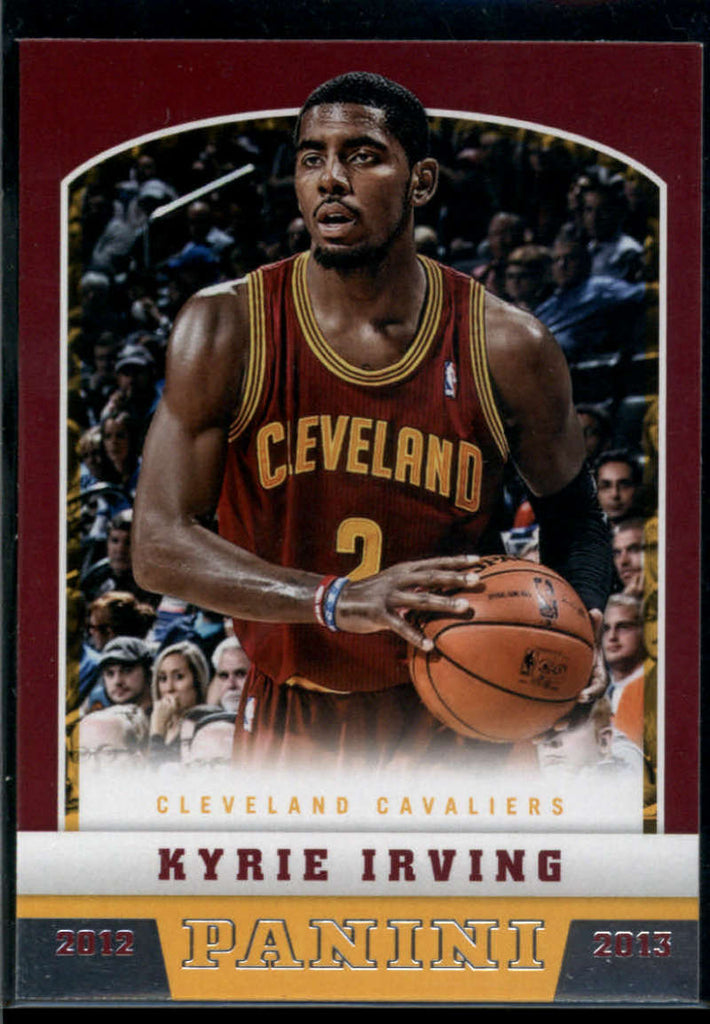 2012-13 Panini #227 Kyrie Irving Mint