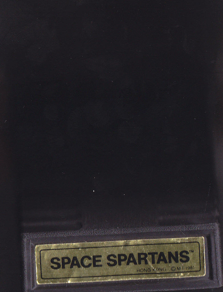 SPACE SPARTANS (1982) Intellivision Original Video Game Cartridge 1