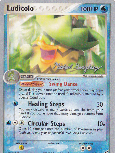 METAL ENERGY # 88/106 Pokemon Rare Trading Card  *World Championships 2005*