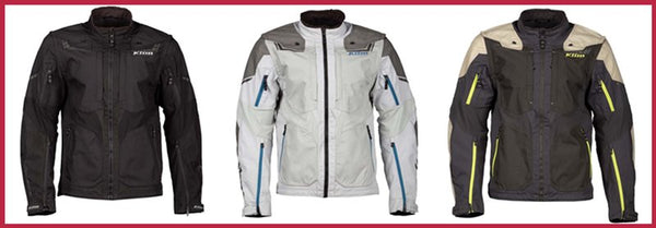 Klim Dakar Jacket Colors