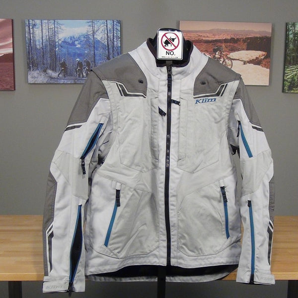 Klim Dakar Jacket Zoomed