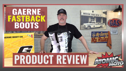 Gaerne Fastback Boots Review