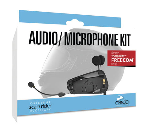 Cardo Microphone Audio Kit