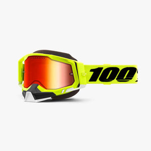 100% Racecraft 2 Snow Goggles