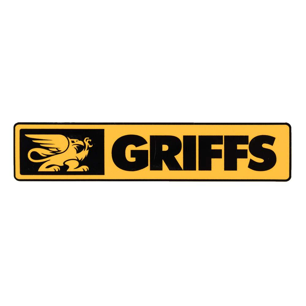 GRIFFS Stanley Decal in Yellow