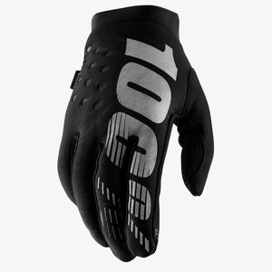 100% Brisker Cold-Weather Gloves