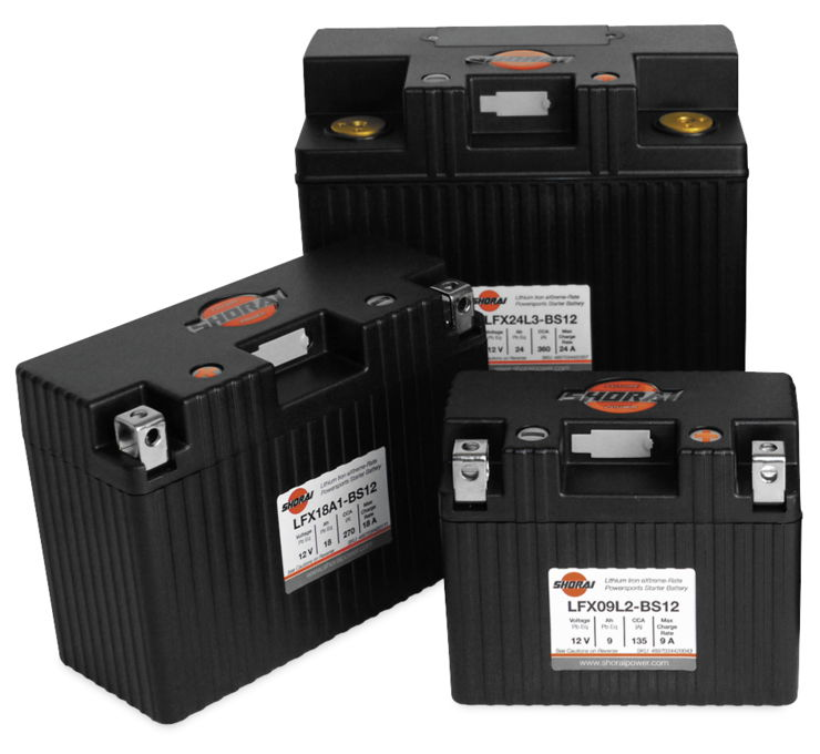 Shorai Lightweight Battery