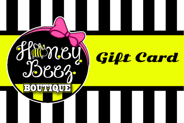 GIFT CARD - Honey Beez