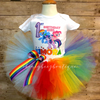*CUSTOM TUTU SET - Honey Beez