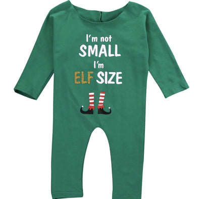 TINY ELF ROMPER - Honey Beez
