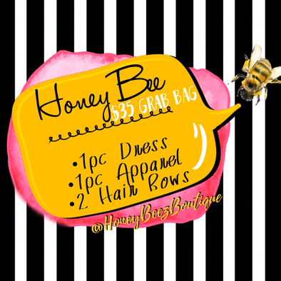 HONEY BEE GRAB BAG - Honey Beez