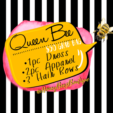 QUEEN BEE GRAB BAG - Honey Beez