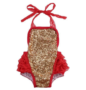 VINTAGE GLAM - RED - Honey Beez