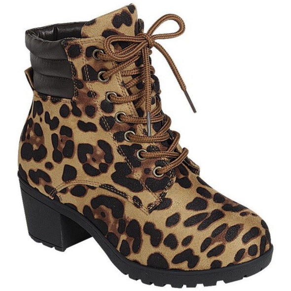 Camille Boots *Leopard