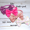 GLAMMY SEQUIN BOW - Honey Beez