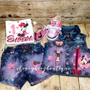BIRTHDAY DENIM BUNDLE - Honey Beez