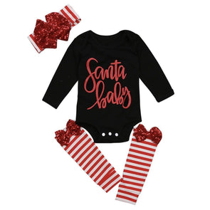 SANTA BABY GIFT SET - Honey Beez