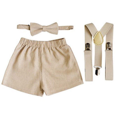 DAPPER GIFT SET *KHAKI - Honey Beez