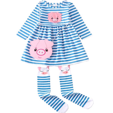 Piggie Dress Set