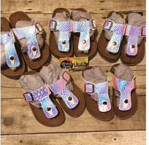 UNICORN SANDALS - Honey Beez