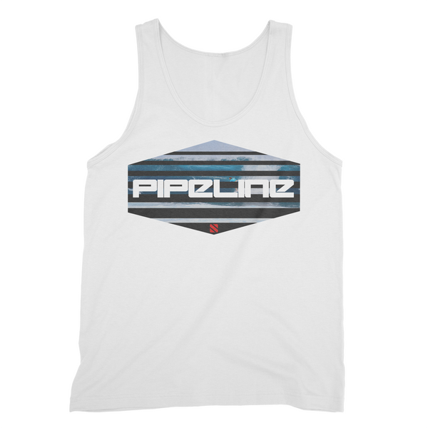 """Pipeline"" Men's Cotton Tank"