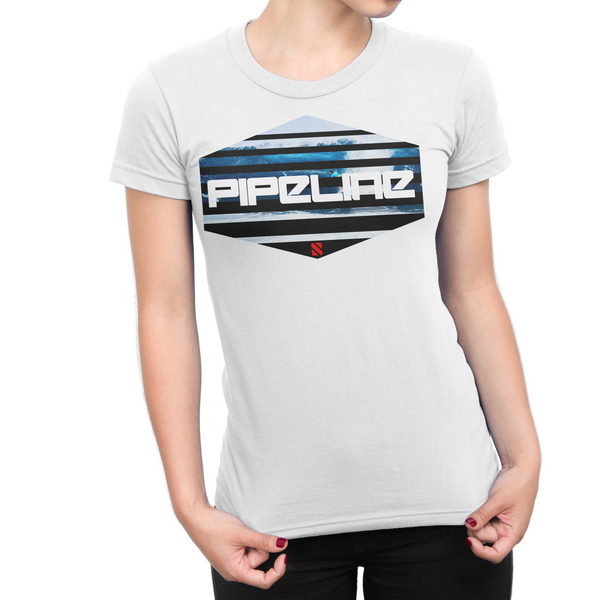 """Pipeline"" Women's Boyfriend T-Shirt"