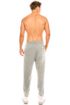 Fleece Jogger Sweatpants (Gray)