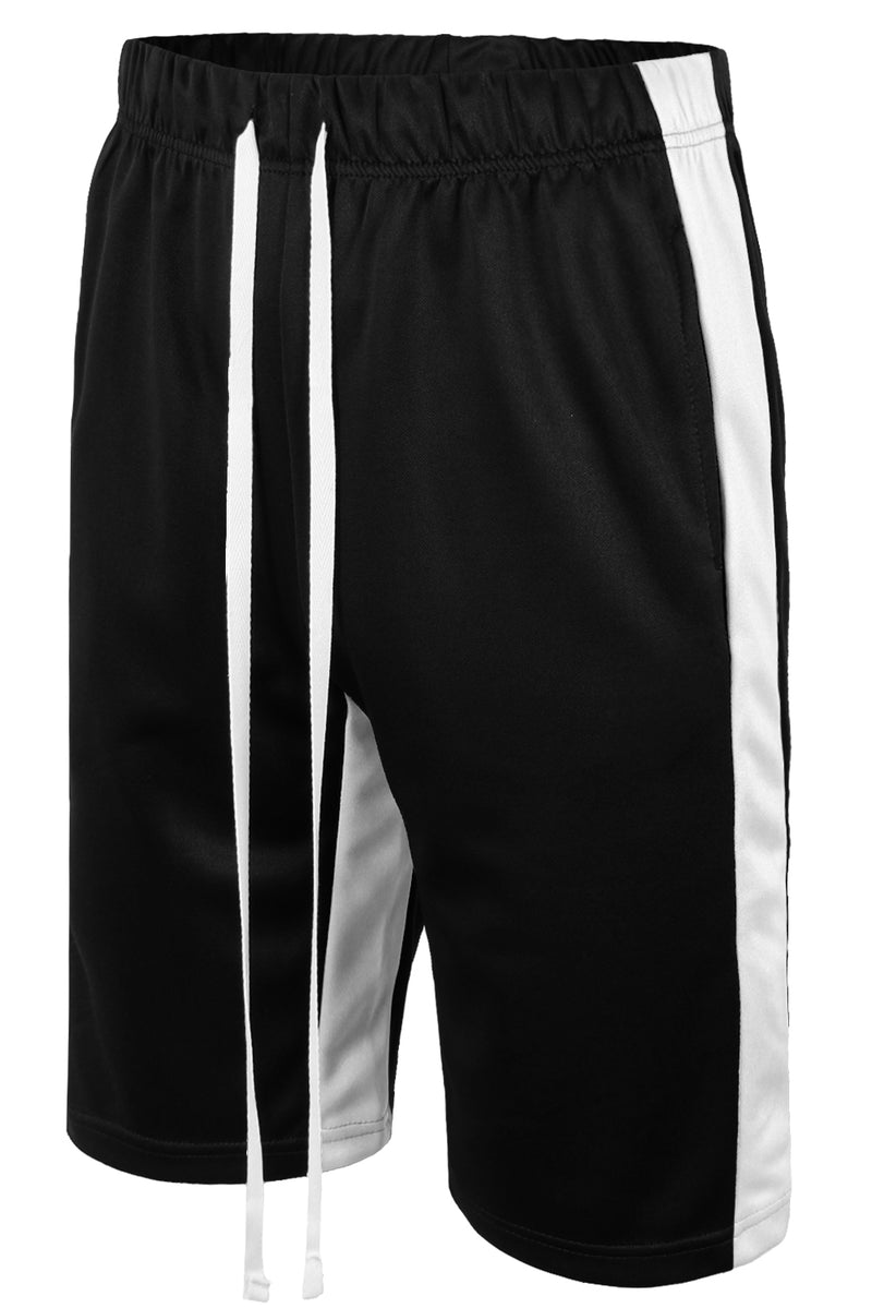 Track Shorts Side Stripes (13 Colors)