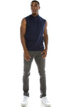 Muscle Hooded Tank Top (10 Colors)