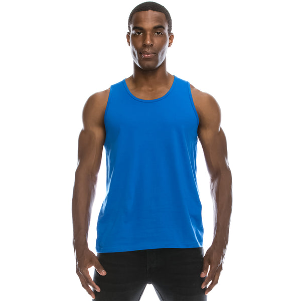 Basic Solid Tank Tops (10+ Colors)