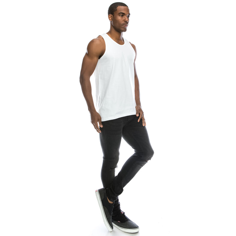 Basic Solid Tank Tops