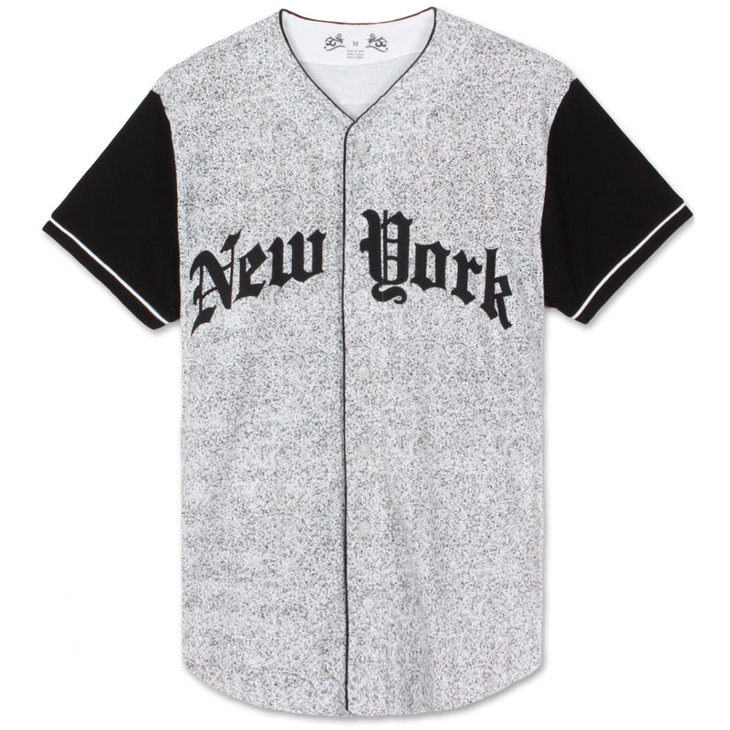New York Baseball Jersey Shirt