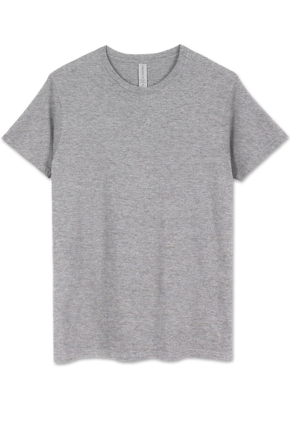 Crewneck T-Shirt Heather Soft-wash