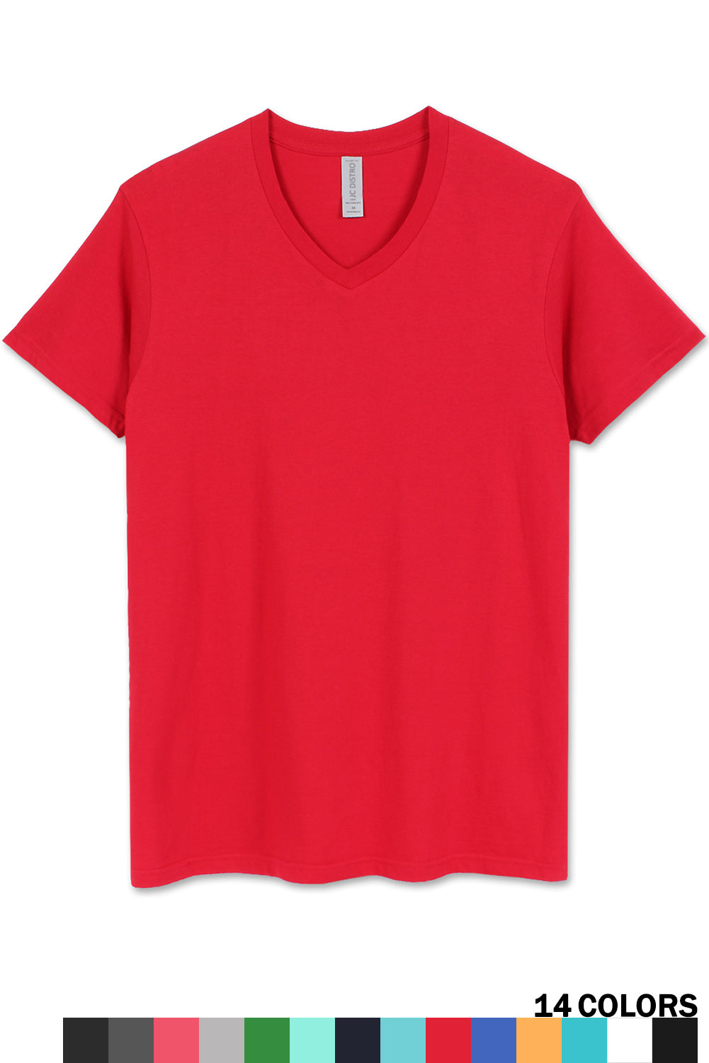 V-neck Jersey Basic T-Shirt